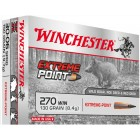 Winchester 270Win Extreme Point 130G.