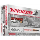 Winchester 270WSM Extreme Point 130G.