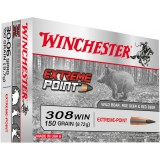 Winchester 308Win Extreme Point 150G.