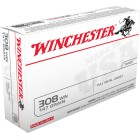 Winchester 308 Win Full Metal Jacket 147G.