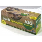 PACK 100 REMINGTON SHURSHOT 36G C.12*
