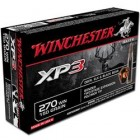 WINCHESTER 270 WIN  XP3 150G.*