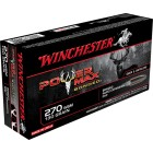 WINCHESTER 270 WSM POWER MAX BONDED 130G.*