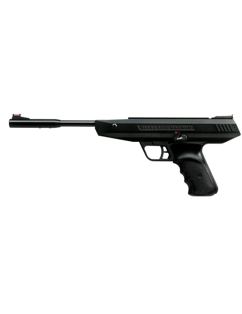 Pistolet LP8 Magnum*