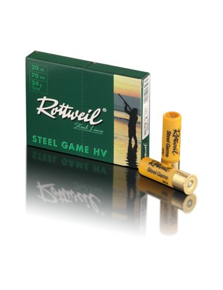 Rottweil Steel Game HV C.20/70 24g