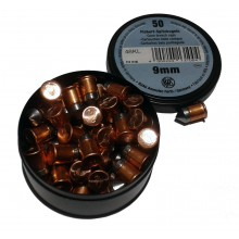 RWS Flobert balle conique 9 mm par 50