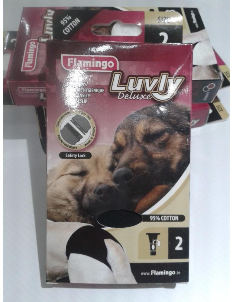 Culotte hygiènique (taille 2) pour chien