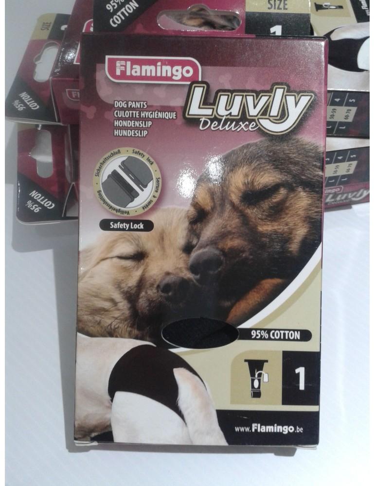 Culotte hygiènique (taille 1) pour chien