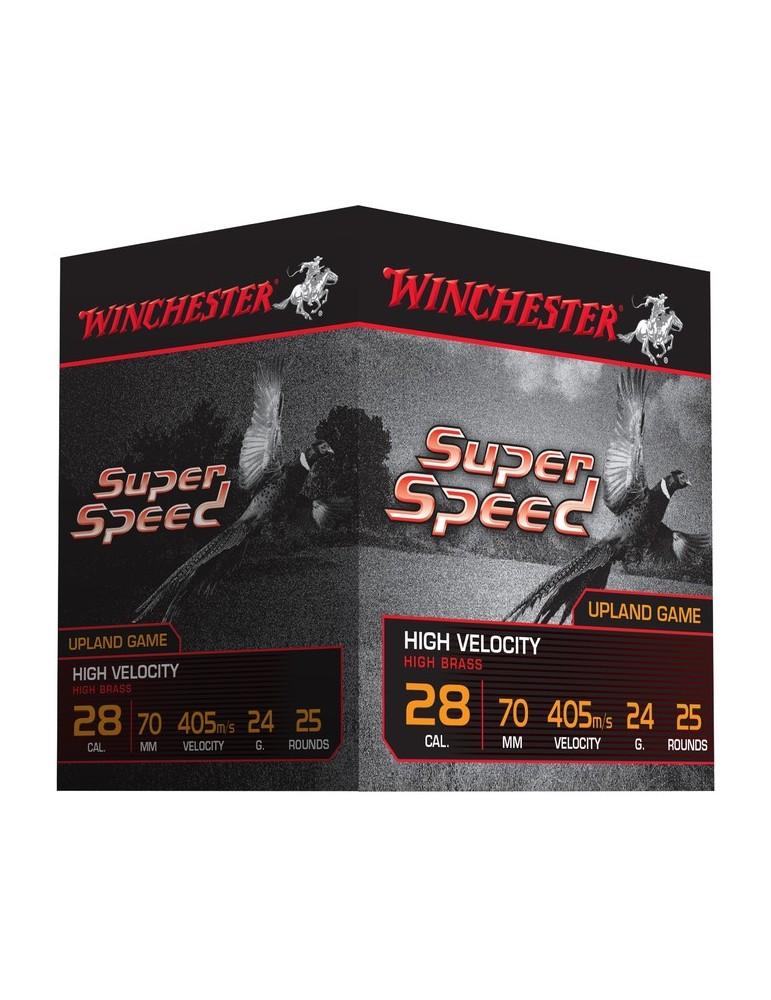Winchester Super Speed C.28/70 24g*