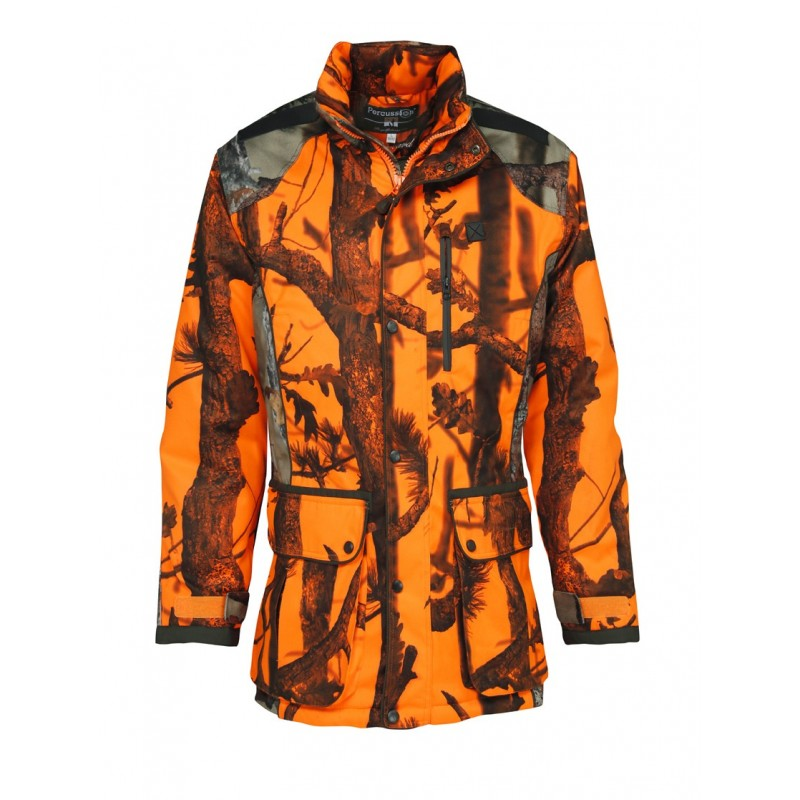 veste de chasse femme brocard camo orange percussion. Black Bedroom Furniture Sets. Home Design Ideas