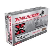 WINCHESTER 7mmR.M POWER POINTE 150G.