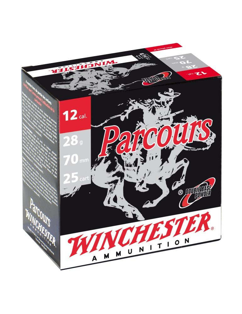 Winchester Parcours C.12/70 28 g cartouche ball-trap