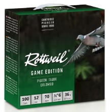 Pack Rottweil Game Edition Pigeon 12/70 36g