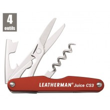 JUICE CS3 Leatherman
