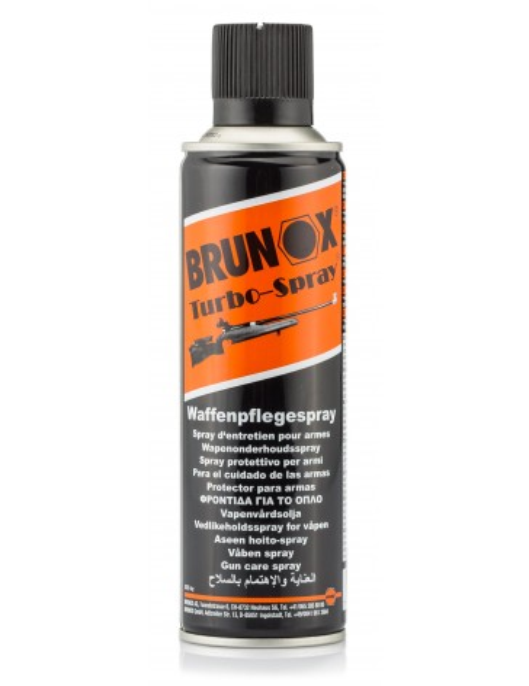 Huile Brunox Turbo-Spray