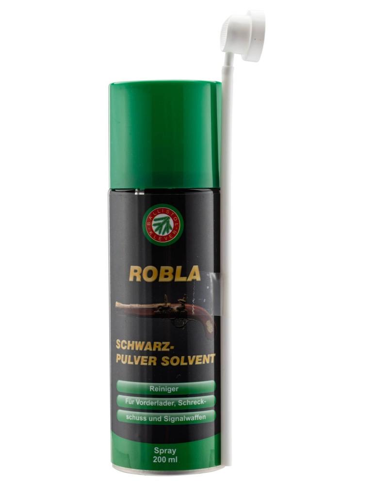Solvant pour poudre noire Robla Ballistol