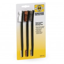 Set de 3 brosses de nettoyage Birchwood Casey