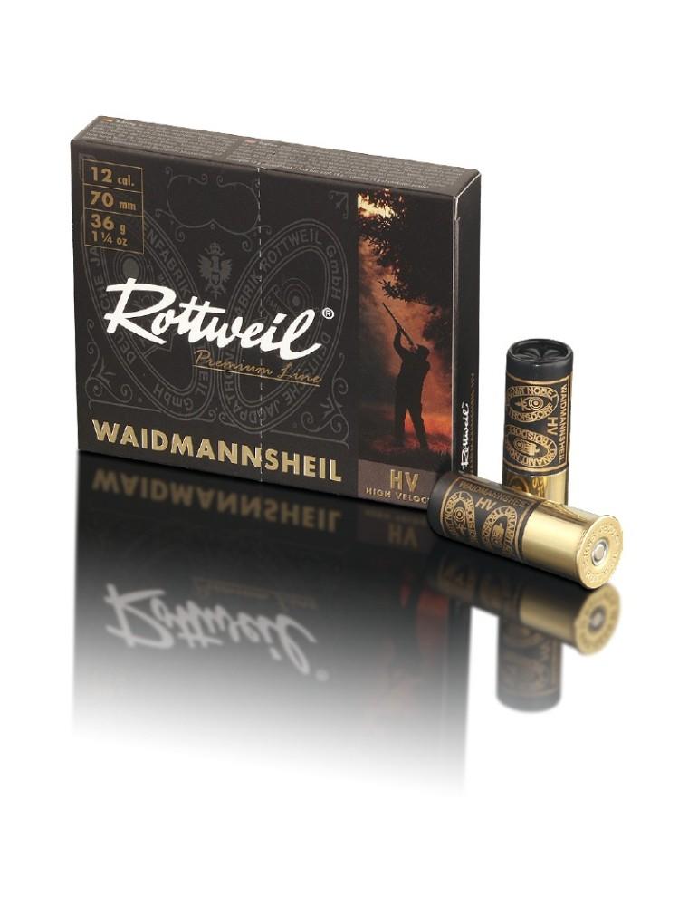 Rottweil Waidmannsheil HV C.12/70 36g