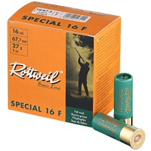 Rottweil Special 16F C.16/67.5 27g*