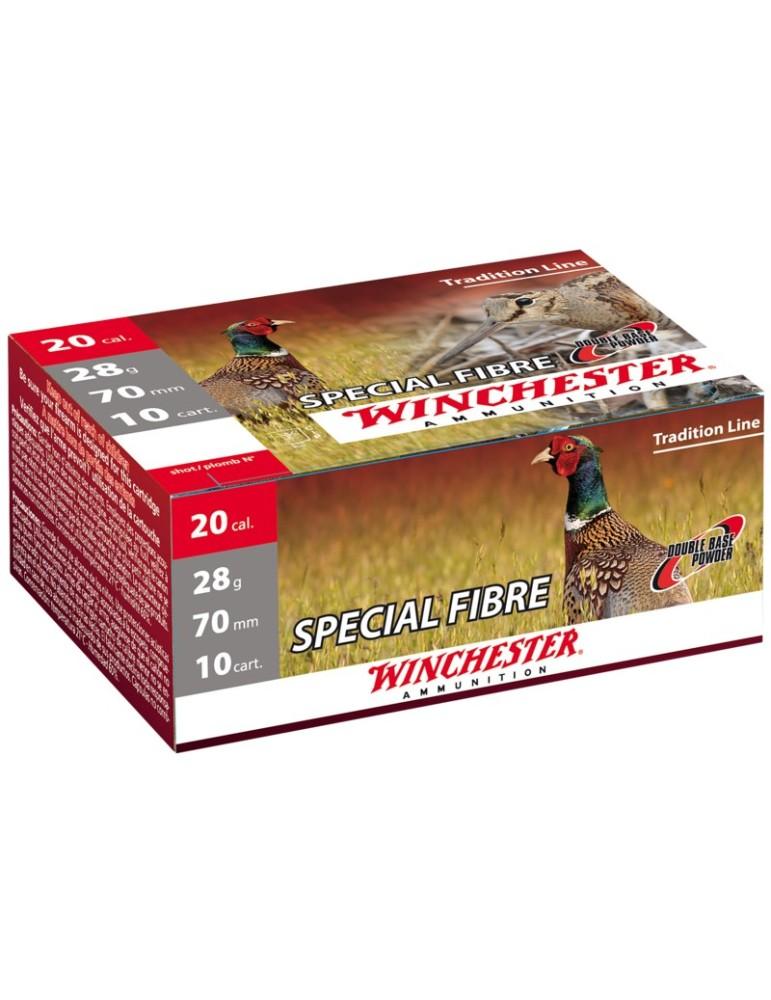 Winchester Special Fibre C.20/70 28g bourre grasse
