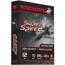 Winchester Super Speed C.12/70 40g plombs nickelés*