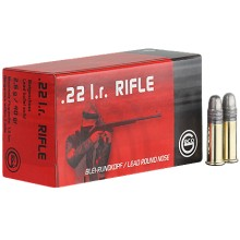 GECO Rifle .22 LR 40 gr lot de 500*