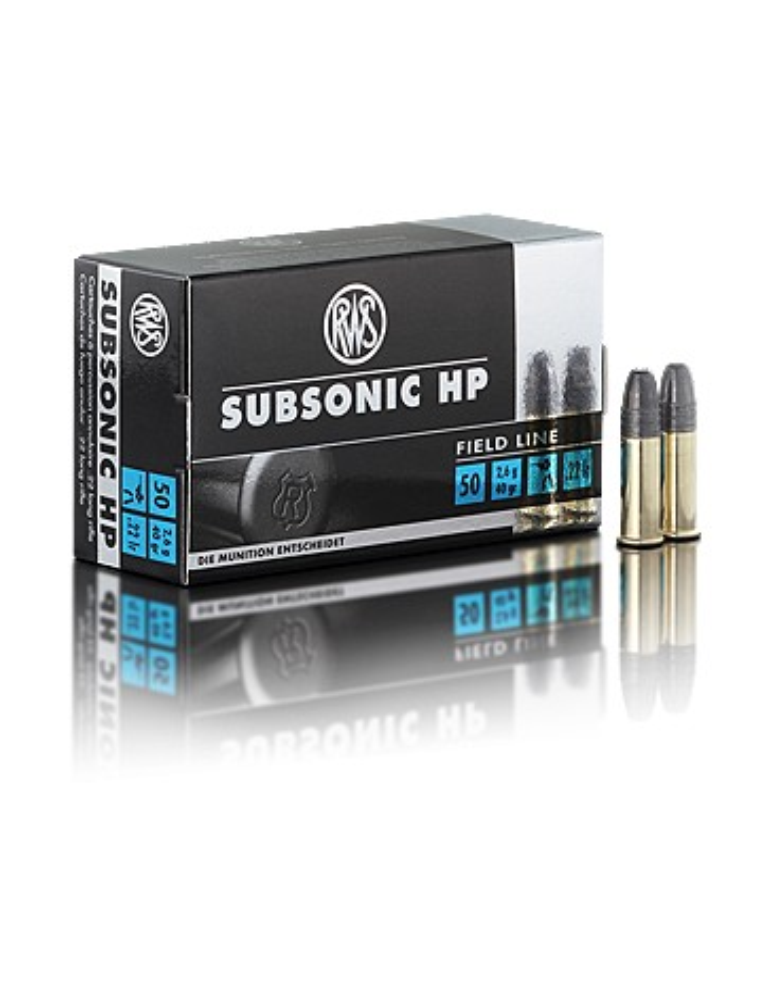 RWS Subsonic HP