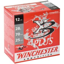 Winchester X3 Plus C.12/70 28 g cartouche ball-trap