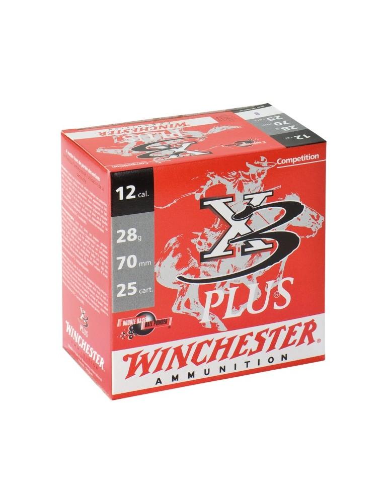 Winchester X3 Plus C.12/70 28 g cartouche ball-trap