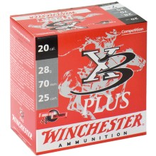 Winchester X3 Plus C.20/70 28 g cartouche ball-trap