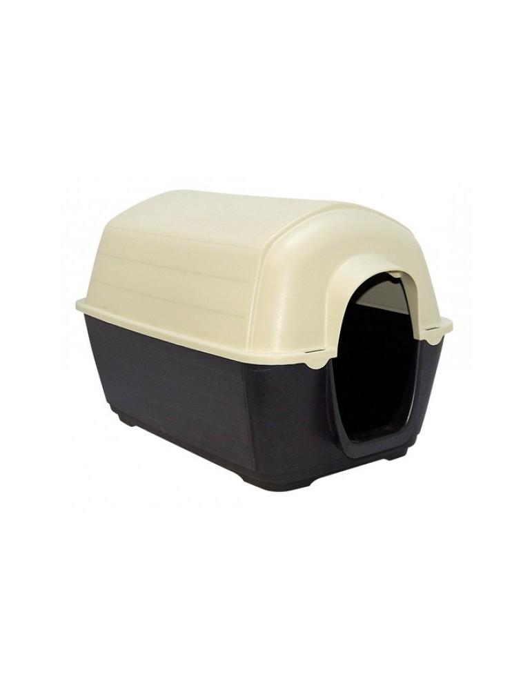 Niche Domus en plastique pour chien