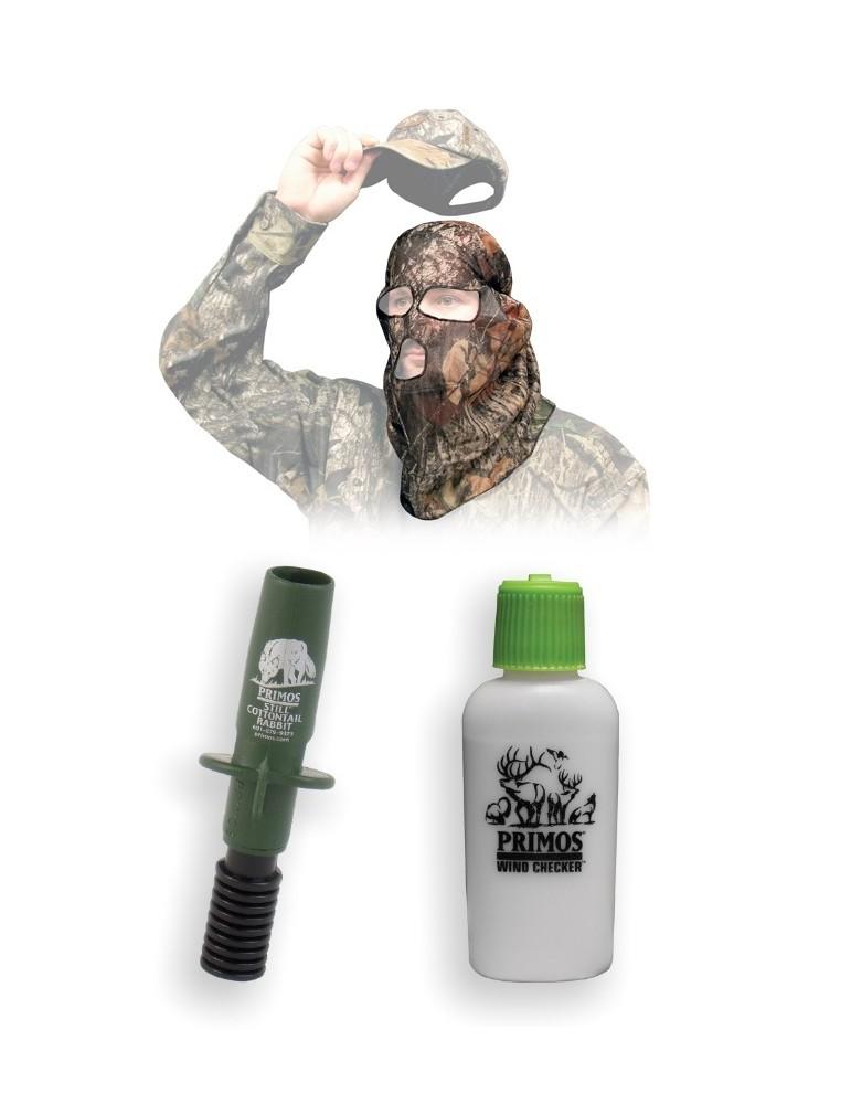 Pack d'accessoires pour la chasse au renard Primos