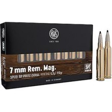 RWS 7 mm Rem. Mag. Speed Tip Pro 150 gr