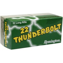 Remington .22 LR Thunderbolt*