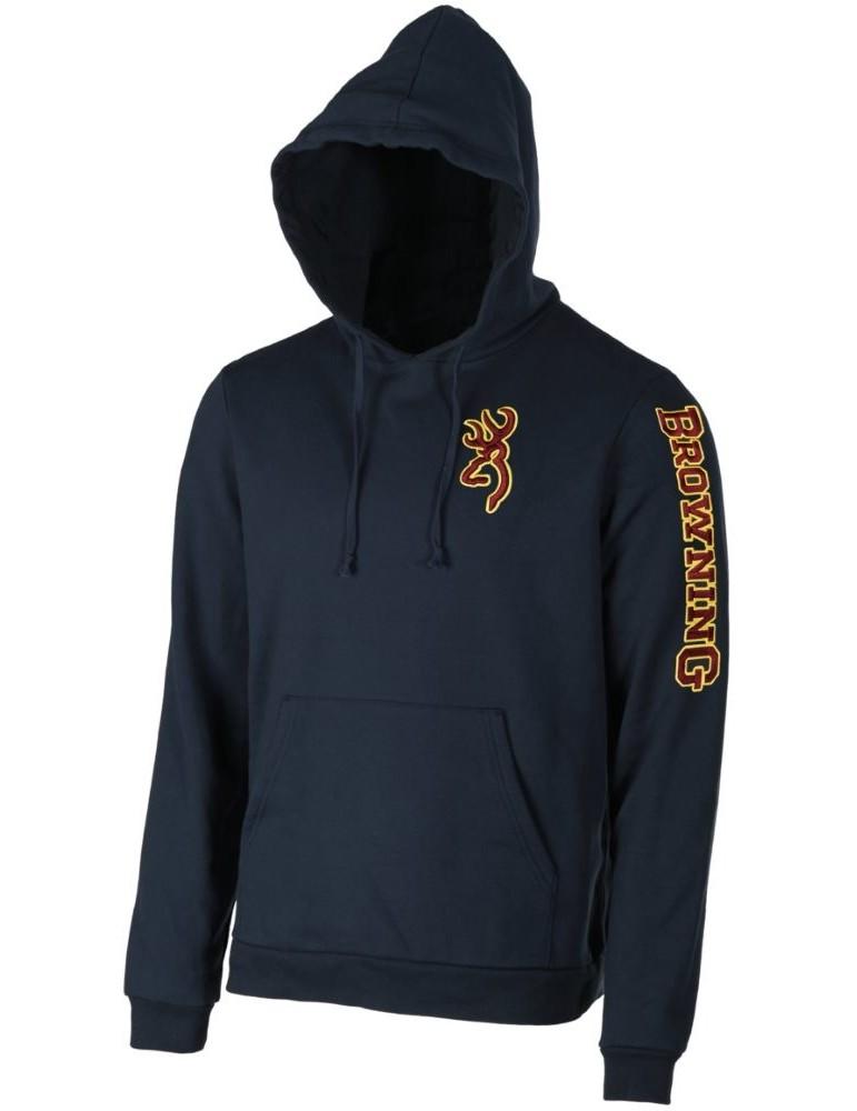 Sweatshirt à capuche Snapshot Browning