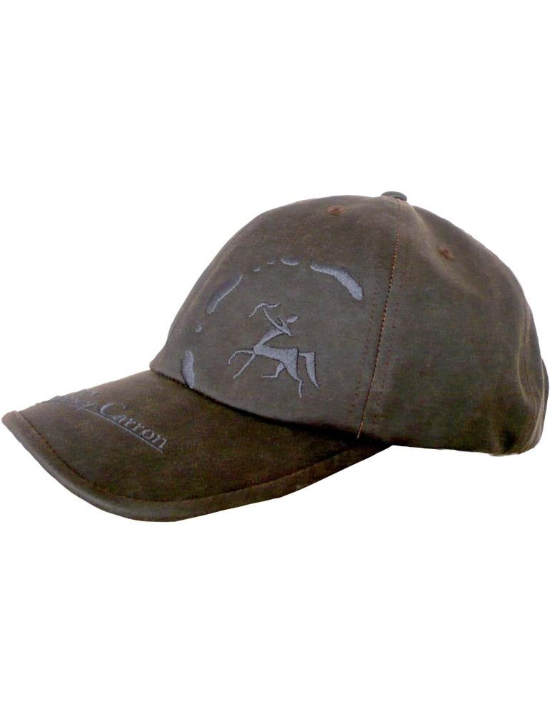 Casquette de chasse Foxball Marron Verney-Carron 674f060b955