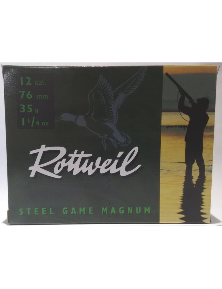 Rottweil Steel Game Magnum C.12/76 35g