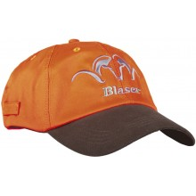 Casquette orange Blaser