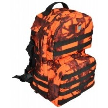 Sac à dos camo orange Elite City Guard