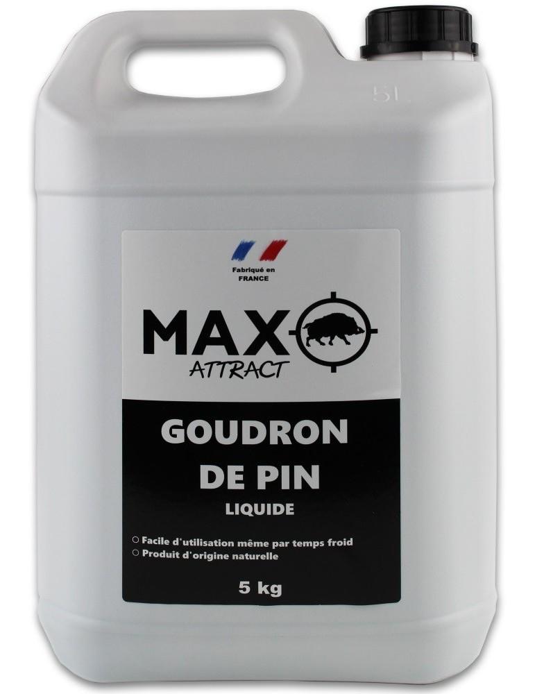 Goudron de pin Max Attract pour gibier