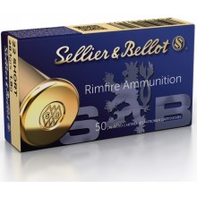 Sellier et Bellot Rimfire Ammunition .22 Short