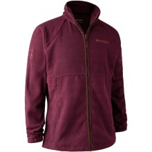 Veste polaire rouge Wingshooter Deerhunter