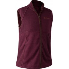 Gilet polaire rouge Wingshooter Deerhunter