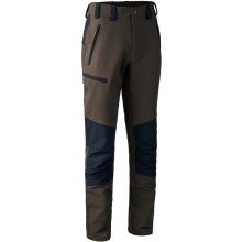 Pantalon Strike Full Stretch Deerhunter marron et noir