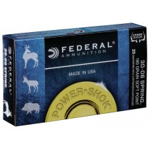 Federal Ammunition .30-06 Power Shock 180 gr