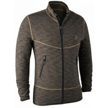 Veste polaire marron Norden Deerhunter