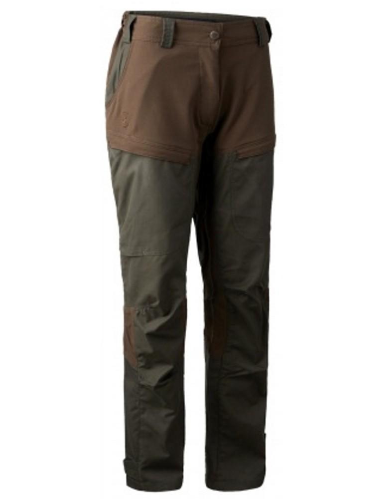 Pantalon kaki lady Ann Deerhunter