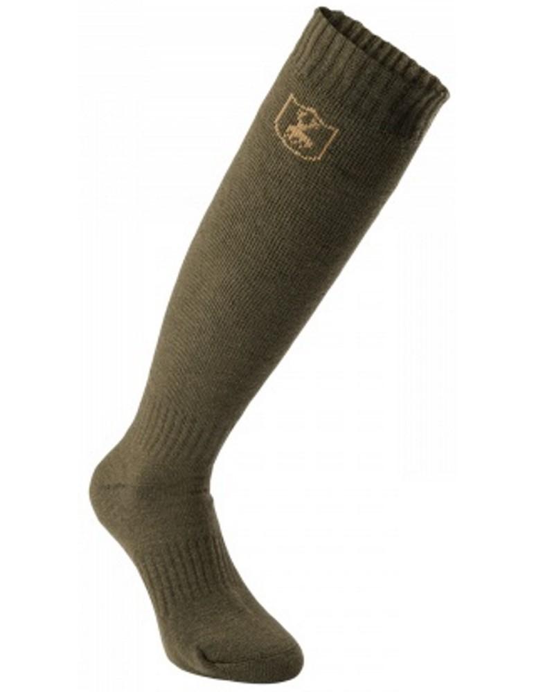 Lot de 2 paires de chaussettes en laine longue Deerhunter