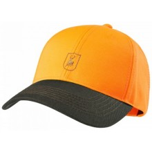 Casquette Bavaria bouclier orange Deerhunter