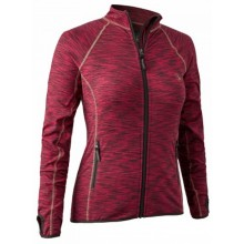 Veste polaire rouge lady Deerhunter